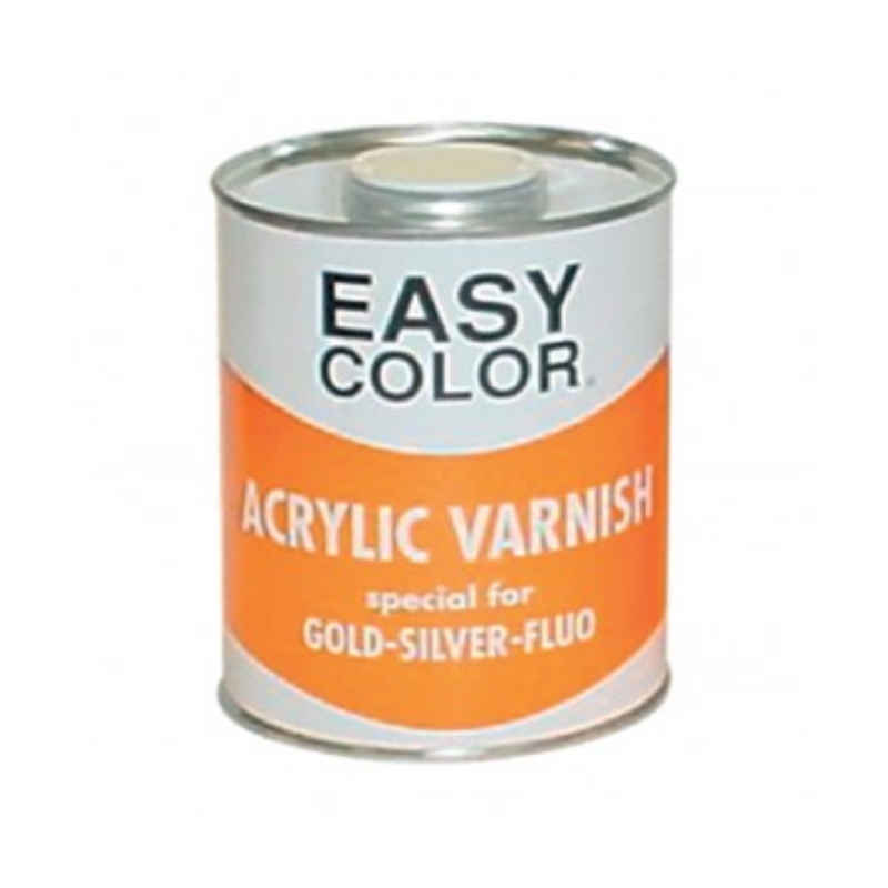 Easy Color Aclylic Varnish 500 ml