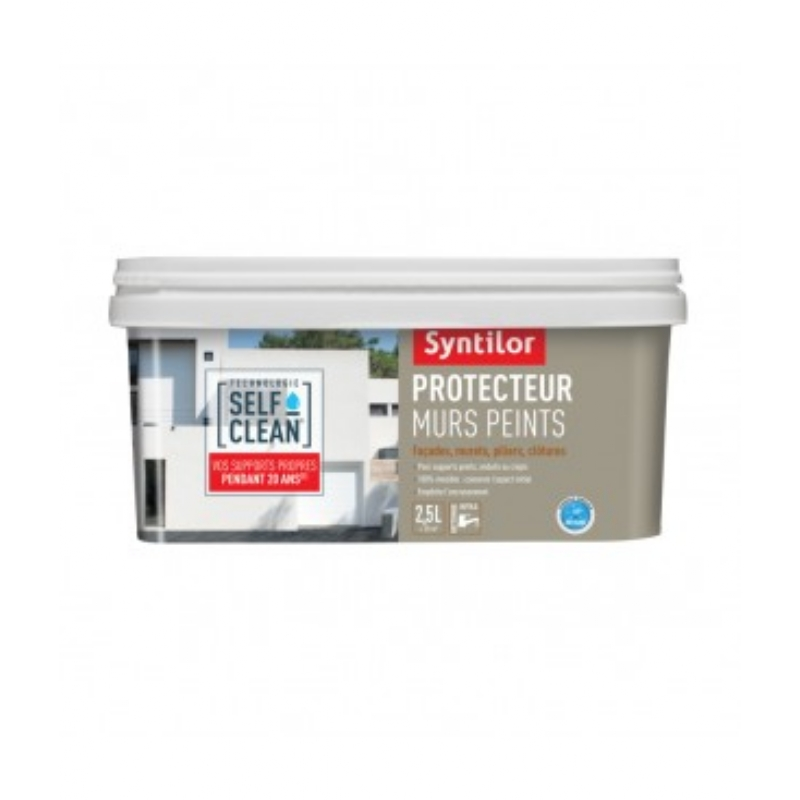 Protecteur Murs Peints Self Clean 2,5 lt