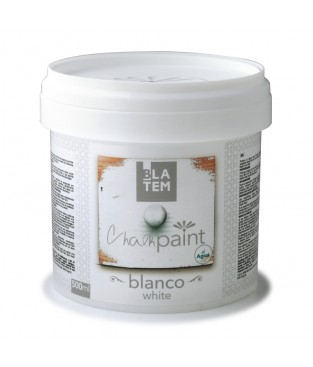 CHALK PAINT BLATEM ΧΡΩΜΑ ΚΙΜΩΛΙΑΣ BLACK ASPHALT 500 ml